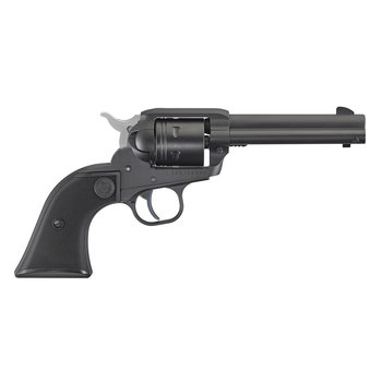 "Ruger Wrangler 22 LR Single Action Revolver 4.62"" Barrel Black Cerakote #2002"