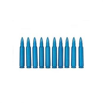 A-Zoom 12322 223 Rem Snap Cap, Blue, 10Pk