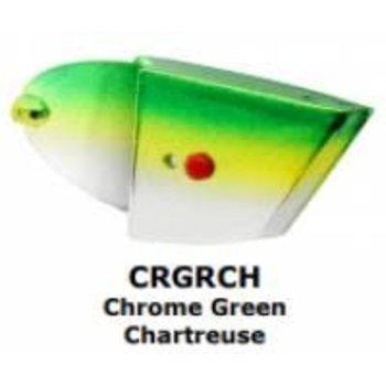 Rhys Davis Large Teasers Chrome Green Chartreuse