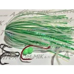 A-Tom-Mik Tournament Fly Ultra Green Glow T041