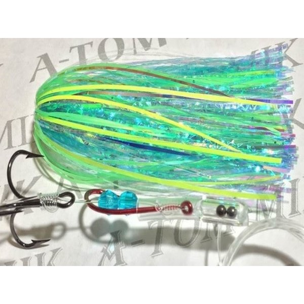 A-Tom-Mik Tournament Live Fly Hammer Lime L215
