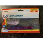 Luhr Jensen Cut-Bait Kit Pre-Rigged Black Purple