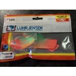 Luhr Jensen Cut-Bait Kit Pre-Rigged Hog Wild Glow