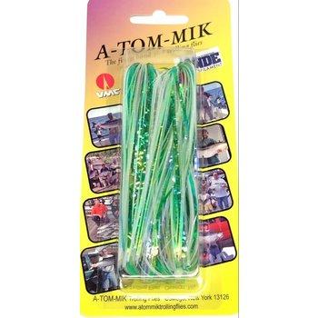 A-Tom-Mik Tournament 4-pk Crinkle Grn Glo U503