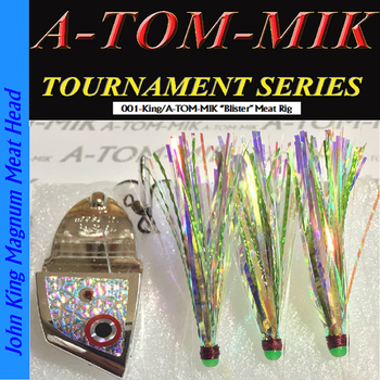 A-Tom-Mik Meat Rig Blister King
