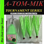 A-Tom-Mik Meat Rig Green Glow C.