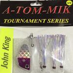 A-Tom-Mik Meat Rig Purple Mirage UV King