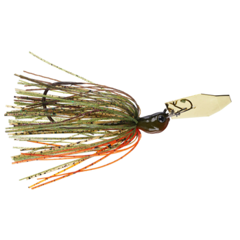 Z-Man Ever Green Jack Hammer. 1/2oz Brett's Bluegill