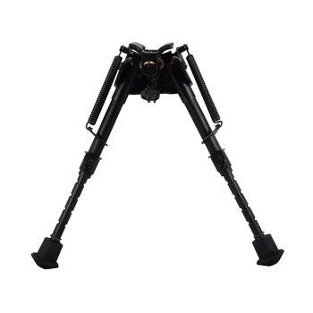 "Harris S-BRM Bipod Leg Notch Sling Swivel Stud Mount, 6"" to 9"", Black"