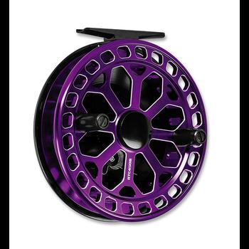 Rapala R-Type Centerpin Reel. Purple