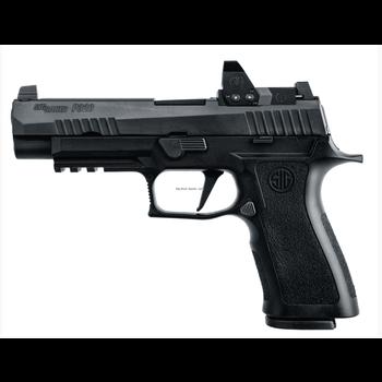 "Sig Sauer 320XF-9-BXR3-R2-10 P320 Semi Auto Pistol,9MM,4.7"" BBL, X-Ray3 NS, 2-10 rd, 3 R2 Plates, Optic Ready"