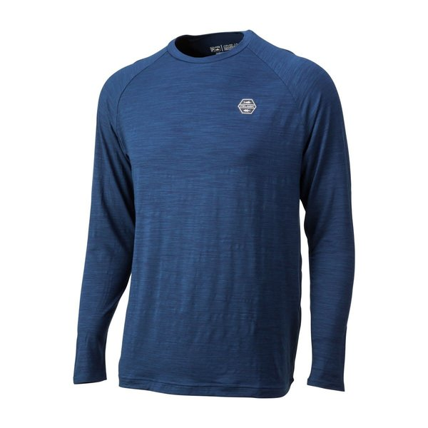 Pelagic Chill Factor Performance Shirt Navy XL