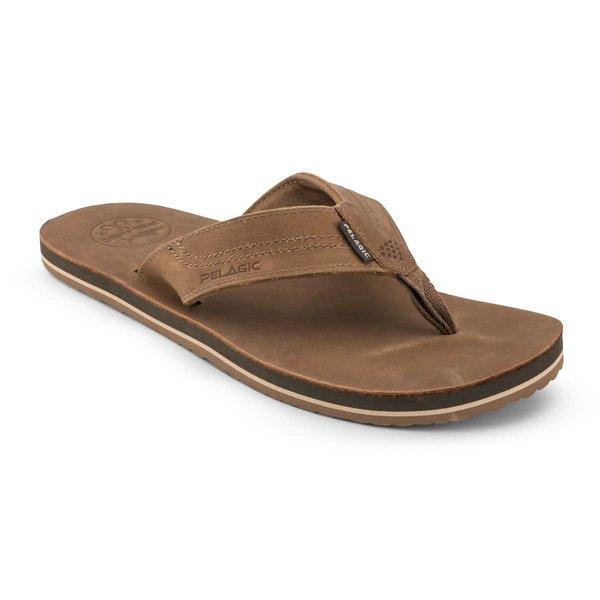 Pelagic The Mai Tai Sandal Tan Size 12