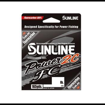 Sunline Power 2C FC Fluorocarbon 18lb 165yds
