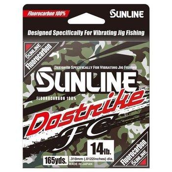 Sunline DoStrike FC Fluorocarbon 14lb 165yds