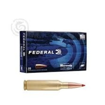 Federal Federal Power-Shok Rifle Ammo 30-06 180gr Soft Point 2700fps 20 Rounds