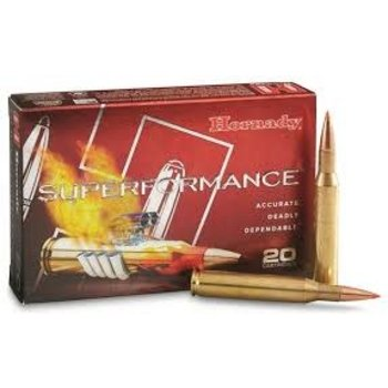 Hornady Hornady Superformance SST Ammo 30-06 Springfield 180gr 20 Rounds
