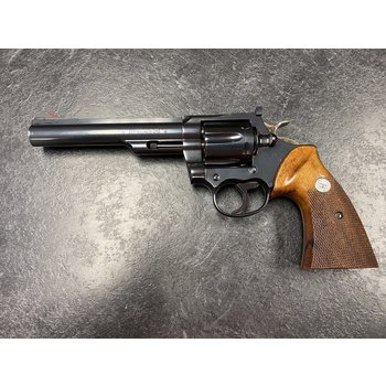 "Colt Trooper Mark III 357 Mag 6"" Revolver"
