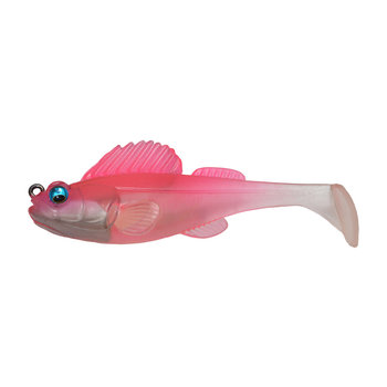 Megabass Dark Sleeper 3/4oz Clear Pink 3""