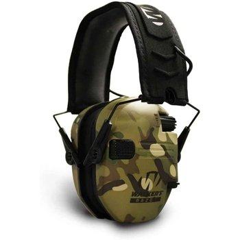 Walker's GWP-RSEM-MCC Razor Slim Electronic Muff - Mutlicam Camo - Tan