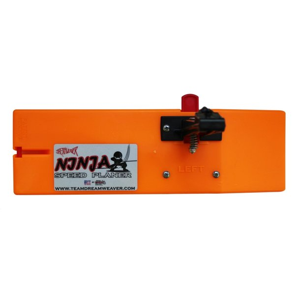 "Dreamweaver Ninja Speed Planer 9.5"" Left"