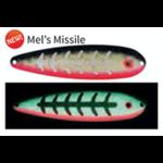 "Moonshine Lures 5"" Magnum Spoon Mel's Missile"