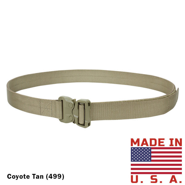 Condor GT Cobra Belt Coyote Tan Large