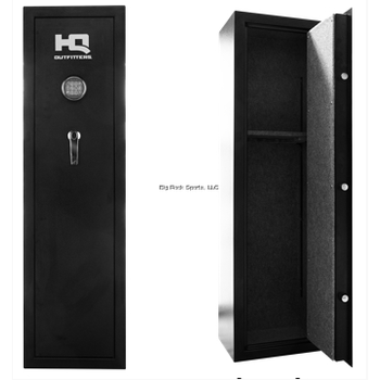 "HQ Outfitters 8 Gun Safe (HQ-S-8) 55""x15.5""x12.5"", Electronic Keypad"