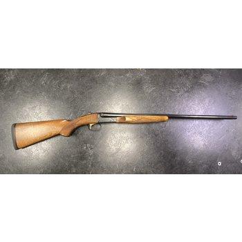 """Ithaca Model 200E 20ga 25"""" Side/Side Shotgun w/Selectors & Ejectors"""