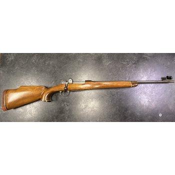 BRNO Bolt Action 8mm Mauser Target Rifle w/Peep Sights