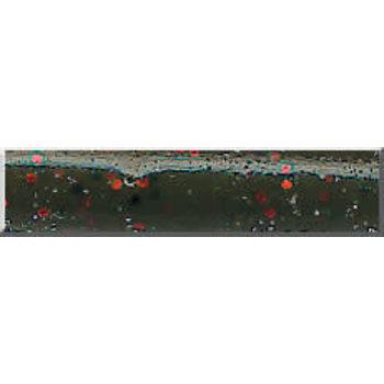 "Phenix 5"" Original Salty Tube. Green Pumpkin Black/Red (FT228)"