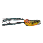 Koppers Live Target Scott Martin Hollow Body Popper Frog. Emerald Red 2.""