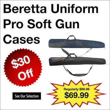 Beretta Uniform Pro Soft Gun Cases