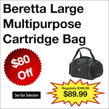 Beretta Large Multipurpose Cartridge Bag