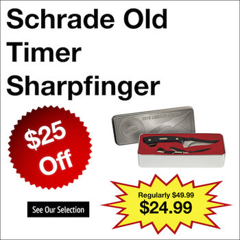Schrade Old Timer Sharpfinger