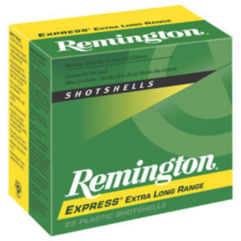 "Remington Express Long Range SP164, 16 Gauge, 2-3/4"", 1-1/8 oz, 1295 fps, #4 Lead Shot, 25 Rds/Bx"