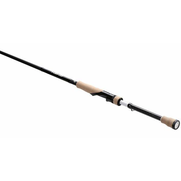 13 Fishing Omen Black 3 6'10ML Ex-Fast Spinning Rod.
