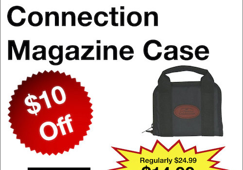 Outdoor Connection Magazine Case