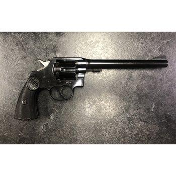 "Colt New Service .455 8"" BBL Revolver (1915)"
