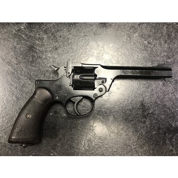 "Enfield NO 2 MK 1 38 S&W 5"" BBL Revolver (1934)"