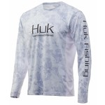 Huk IconX Camo  L LS (H1200143-453-L)