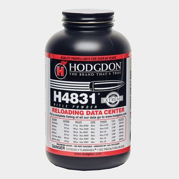 Hodgdon H4831 Rifle Powder 1 lb