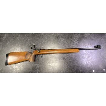 Anschutz Model 190 22 LR Target Rifle w/Target Sights