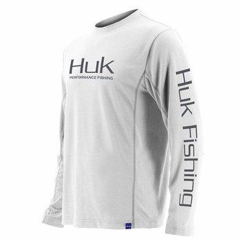 Huk IconX ,  XL LS (H1200138-100-XL)