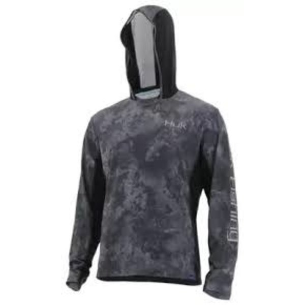 HUK HUK IconX Camo Hoodie Large(H1200153-007-L)