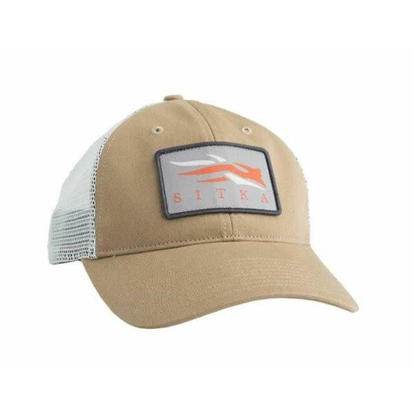 Sitka Meshback Trucker Cap, Tan, OSFA