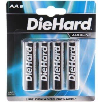 DieHard DieHard Alkaline AA Batteries 8-pk