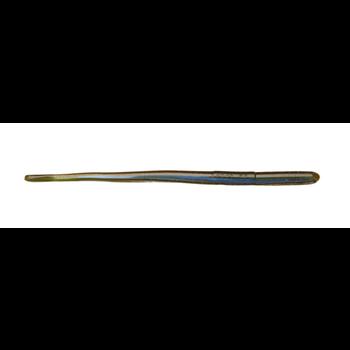 "Roboworm Straight Tail Worm 4-1/2"" Watermelon Magic 10-pk"