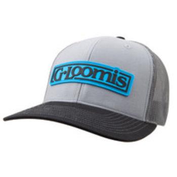 G.Loomis GLOOMIS RUBBER LOGO CAP  (GHATRUBLOGOGY)