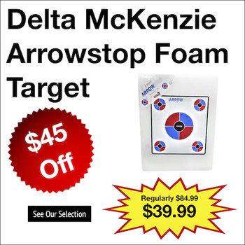 Delta McKenzie Arrowstop Foam Target